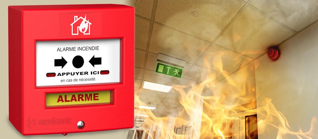 detection incendie